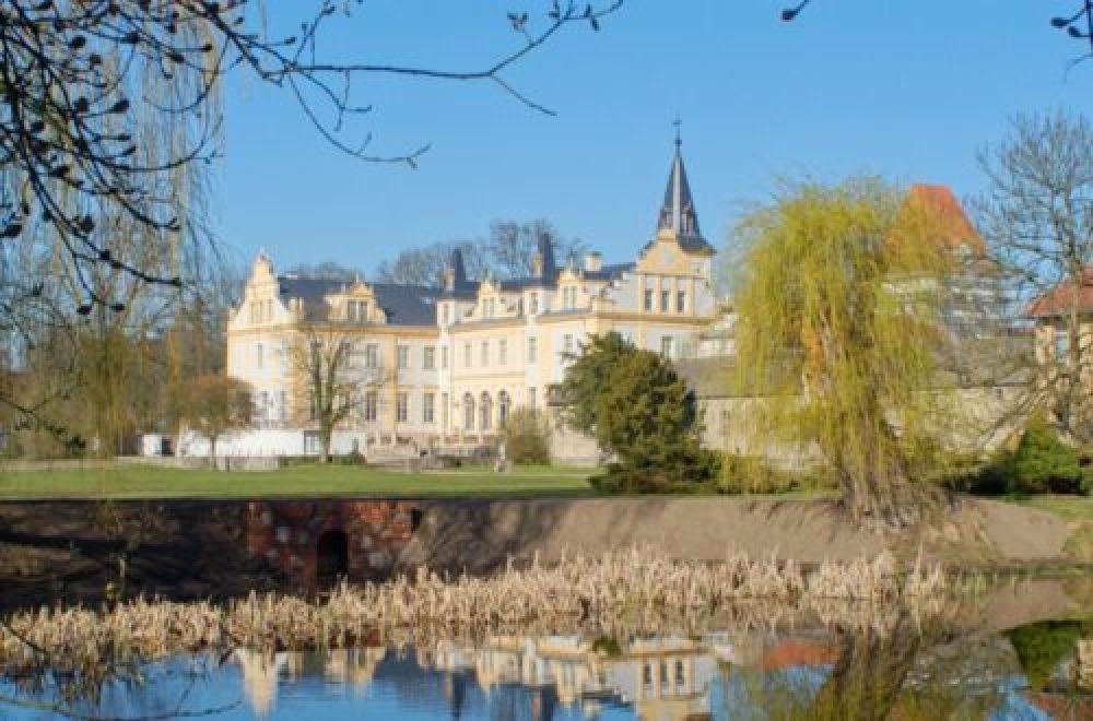 Jagdurlaub auf Schloss & Gut Liebenberg bei Berlin / Brandenburg
