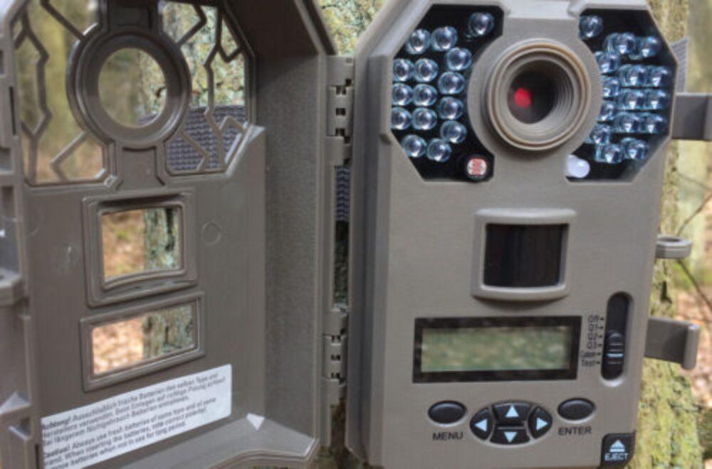 Die Dörr WildCam IR X30 im Test