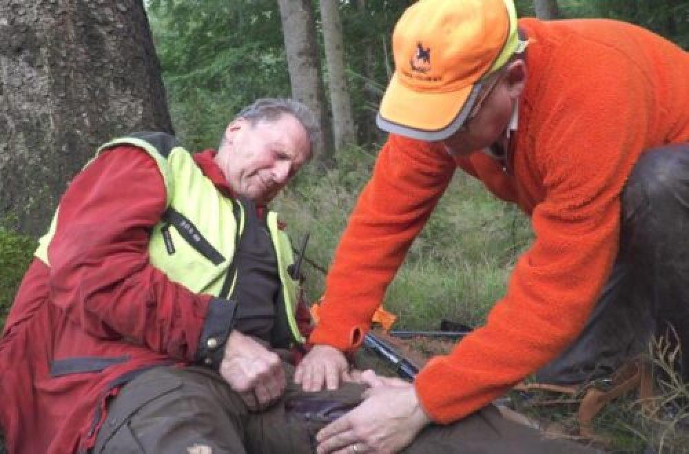 Erste Hilfe bei der Jagd