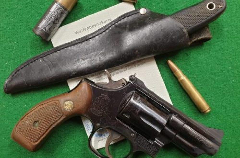Das neue Waffenrecht