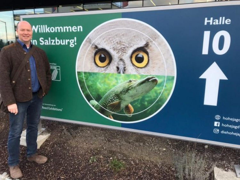 Die Hohe Jagd und Fischerei 2020 in Salzburg