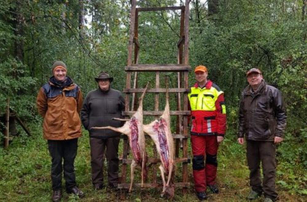 Erlebnisbericht zu den Jagdpraktischen Tagen 2020
